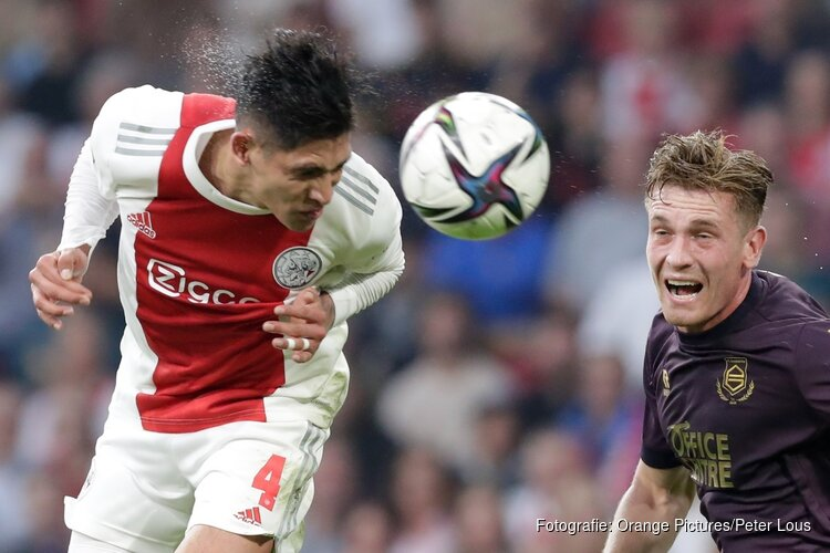 Ajax naar regelmatige zege op FC Groningen