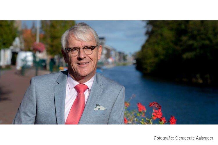 Afscheid burgemeester Jeroen Nobel donderdag 11 april