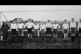 Rivaliserende voetbalclubs vieren hun 100-jarig bestaan