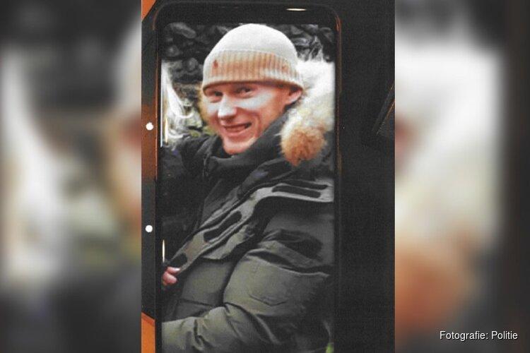 Politie biedt 15.000 euro voor gouden tip in vermissingszaak Frederik Pallesen