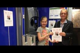 Hannah Fokkema houdt statiegeldactie voor drie goede doelen