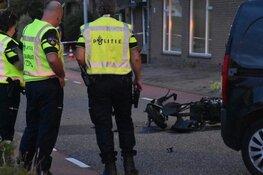 Gewonde scooterrijder die botste met auto is 28-jarige Zwanenburger