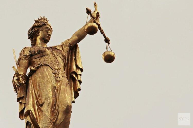 Grensrechter die keeper bewusteloos sloeg vandaag voor de rechter