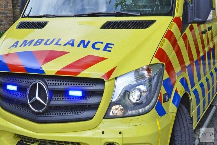 Bestuurder gewond bij eenzijdig ongeluk A9 Badhoevedorp