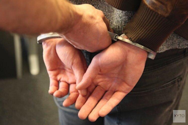 Vier mannen aangehouden bij poging inbraak