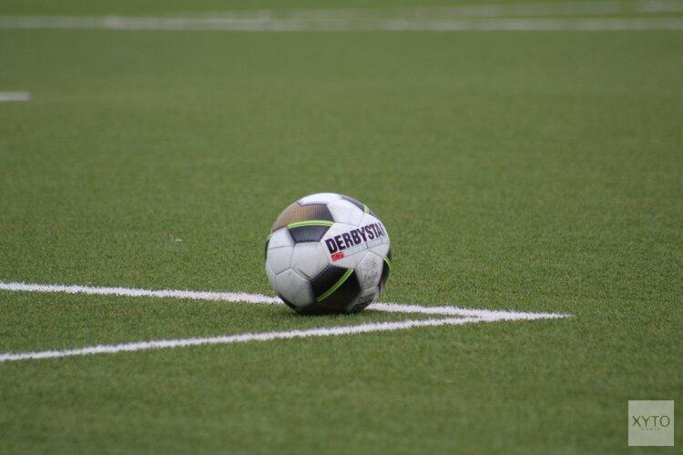 SV Hoofddorp wint in uiterste slotfase bij AFC '34