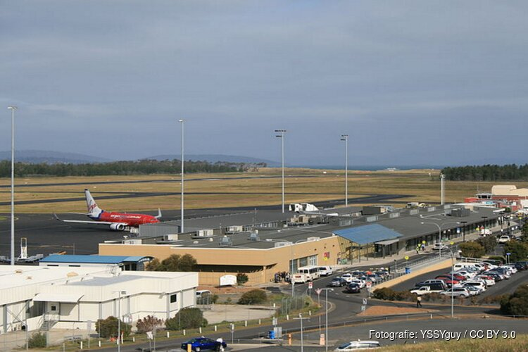 Schiphol koopt klein vliegveld op Tasmanië