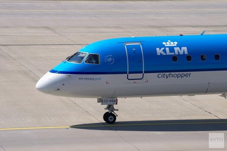 Verdacht pakketje in KLM-toestel: ontruiming op vliegveld Glasgow
