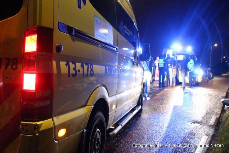 Fietser zwaargewond na ongeval aan de Vuurlijn