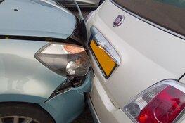 Meerdere auto's betrokken bij kop-staart aanrijding op de A4