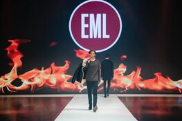 Nynke van der Hauw en Tobias Brouwers, winnaars Elite Model Look Nederland 2019