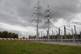 Explosie bij 'stroomstation' in Cruquius: deel apparatuur weggeblazen