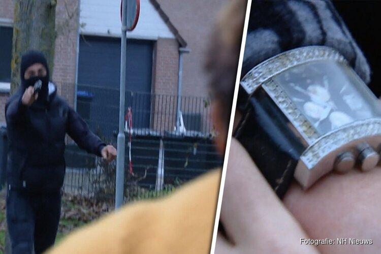 Vluchtauto Rolex-rovers Mijdrecht gestolen in Uithoorn: 'Grote impact en buit van niks'