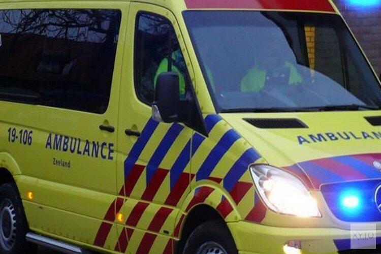 Bestuurder raakt gewond bij eenzijdig ongeluk in Hoofddorp