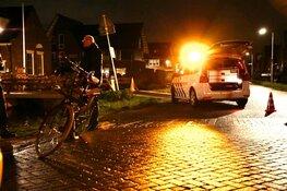 Doorrijder verliest kentekenplaat bij ongeval