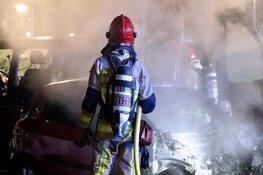 Brandstichting in Uithoorn
