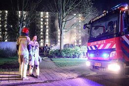 Brandstichting in Uithoorn