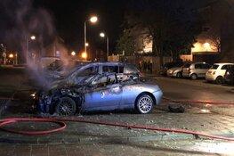 Twee auto's uitgebrand in Kudelstaart, oorzaak onbekend