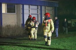 Brandweer belemmerd bij brandje Uithoorn