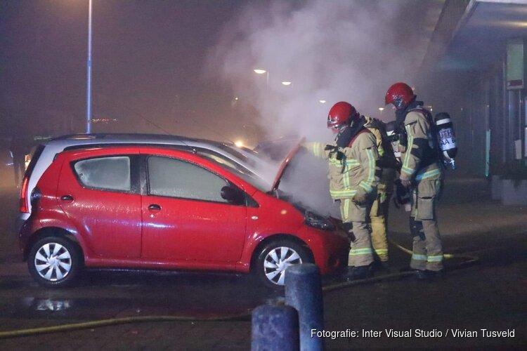 Derde auto uitgebrand in Uithoorn