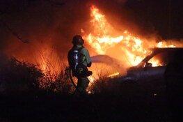 """Vuurwerkvandalen trekken spoor van vernieling in Uithoorn: """"Dit willen we niet"""""""