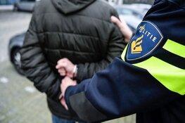 Agenten houden drie inbrekers op heterdaad aan