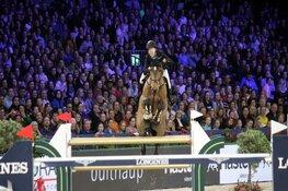Marc Houtzager wint Jumping Amsterdam voor tweede keer