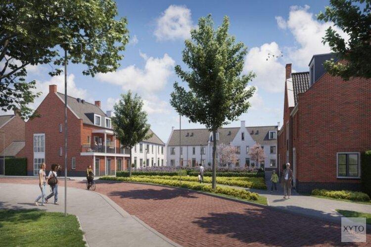 Start nieuwbouw in Rijsenhout