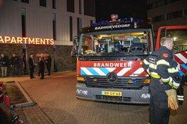 Brandweer in actie voor zwartgeblakerd broodje Corendon hotel