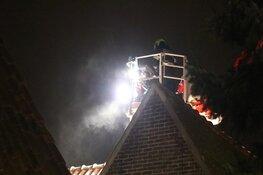 Brand uitgebroken in woning Aalsmeer