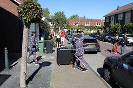 Coronafeestjes in Aalsmeer