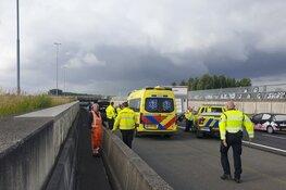Politie zoekt getuigen dodelijk verkeersongeval A4 Roelofarendsveen