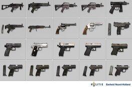 Invallen en aanhoudingen in onderzoek naar wapenvondst