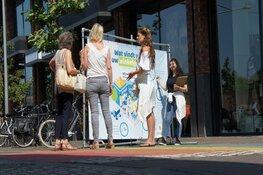 NMCX en 'zwerfafvalactiviste' introduceren 'maak een miniverschil' in winkelgebieden Haarlemmermeer