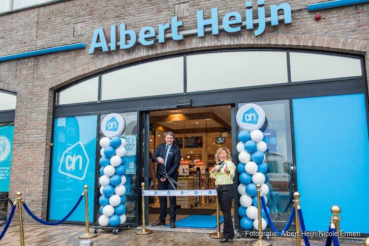 Groter versaanbod en zelfscan bij vernieuwde Albert Heijn Praamplein