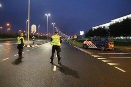 Toegangswegen naar Schiphol geblokkeerd voor boerenprotest