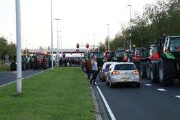 Opnieuw boeren tegengehouden op Schiphol