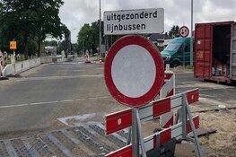 Afsluiting kruising Burg. Kasteleinweg-Zwarteweg Aalsmeer verlengd t/m vrijdag 31 juli