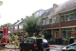 Hond uit brandende woning gered in Uithoorn