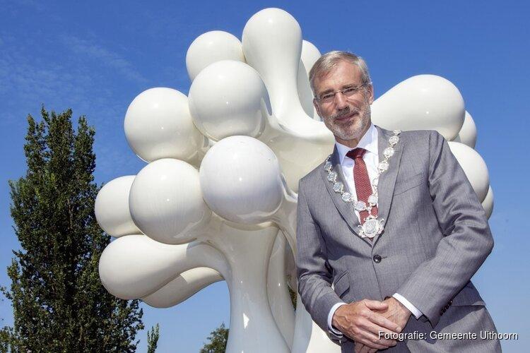 Gemeente Uithoorn start met beeldenserie 'Kunst die je bijblijft'