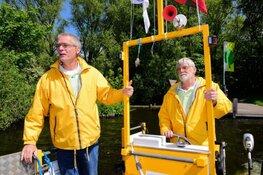 Generaties hebben leren zwemmen naast de pont van ome Piet