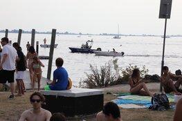 Gewonde bij strand van Aalsmeer door 'bommetje'