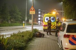 Scooterrijder gewond bij ongeval Oranje Nassaustraat Halfweg