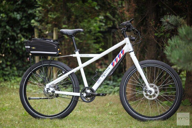 Nieuw-Vennepse fietsfabrikant levert nieuwe Bike Patrol fietsen aan Nederlandse Politie