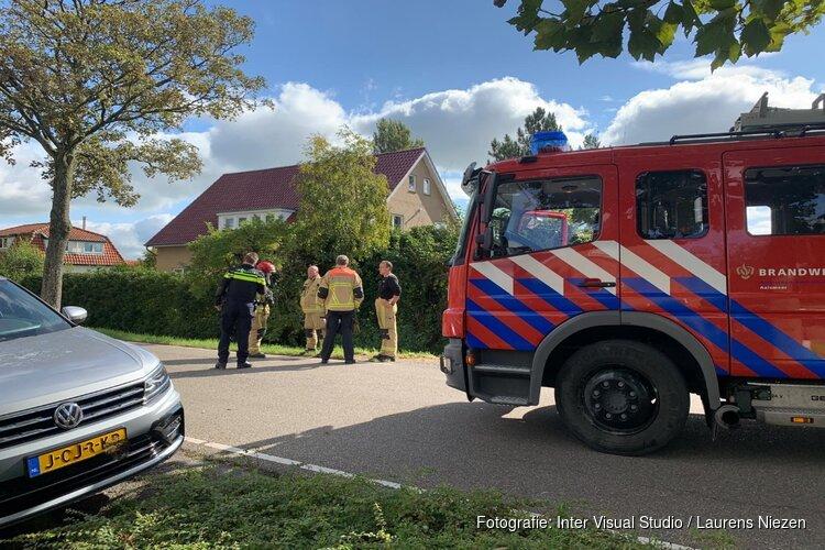 Woningen ontruimd bij gaslek Aalsmeer