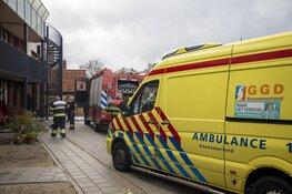 Brand in splinternieuwe woning aan de Leidsevaart in Vogelenzang