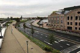 'Boulevard' op boezembrug Halfweg hele verbetering