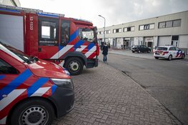 Brand in hennepkwekerij