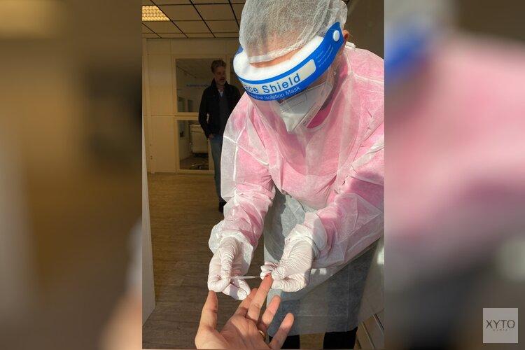 Corona sneltest voor Nieuw-Vennep en omstreken