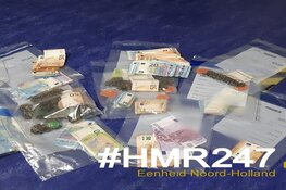 Illegaal pokertoernooi: Aanhouding en 34.000 euro aan cash